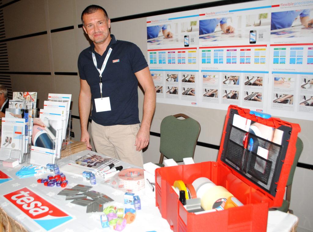 Mr. Vincent Marzin. sales Manager, Tesa Se Germany