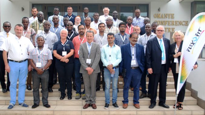 Flexofit Seminar Ghana Participants -Group Photo